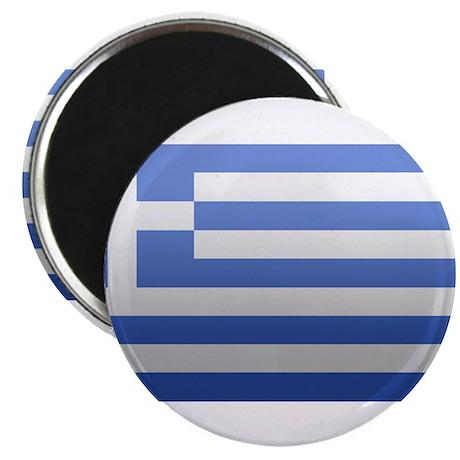 Greek Flag Magnet