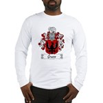 Grasso Family Crest Long Sleeve T-Shirt