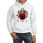 Grasso Family Crest Hooded Sweatshirt