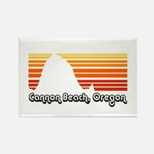 Cannon Beach Rectangle Magnet