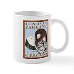 Pigeon Pageant1 Mug