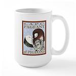 Pigeon Pageant1 Large Mug