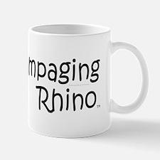 Rampaging Rhino Mug