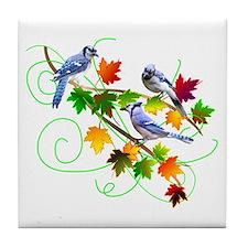 Blue Jays Tile Coaster