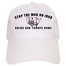 Bring Our Troops Home Baseball Cap
