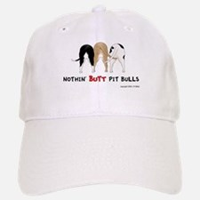 Nothin' Butt PitBulls Baseball Baseball Cap