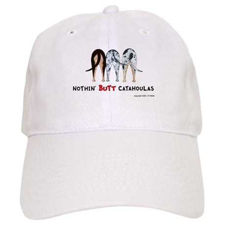 Nothin' Butt Catahoulas Cap