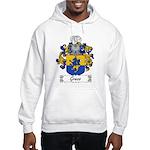 Greco Family Crest Hooded Sweatshirt