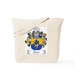 Greco Family Crest Tote Bag