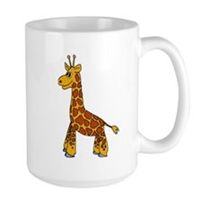 Happy Giraffe Mug