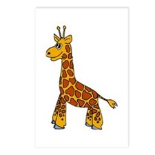 Happy Giraffe Postcards (Package of 8)