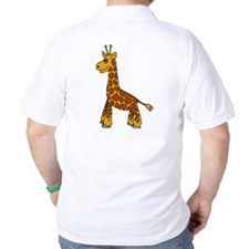 Happy Giraffe Polo Shirt