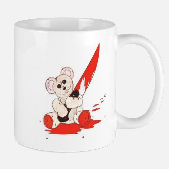 Killer teddy bear Mug