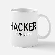 Hacker For Life Mug
