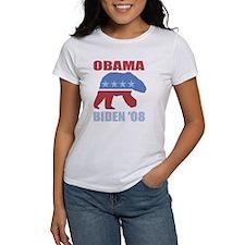 Obama Biden '08 Polar Bear De Tee