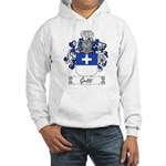 Gritti Family Crest Hooded Sweatshirt