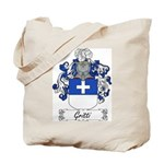 Gritti Family Crest Tote Bag