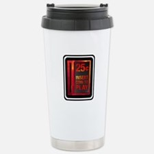 INSERT COIN TO PLAY Thermos Mug