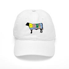 Cuts of Beef Baseball Cap