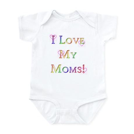 I love my Moms onesie