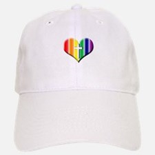 Pride Love Baseball Baseball Cap