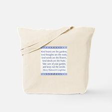 Longfellow Tote Bag