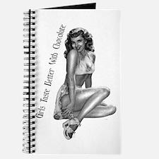 Retro Pin Up Girl ROCKABILLY Journal