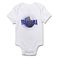Yokohama Bay Stars Infant Bodysuit
