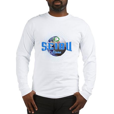Seibu Lions Long Sleeve T-Shirt