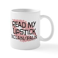 McCain Palin Lipstick Mug