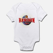 Hanshin Tigers Infant Bodysuit