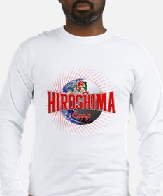Hiroshima Toyo Carp Long Sleeve T-Shirt