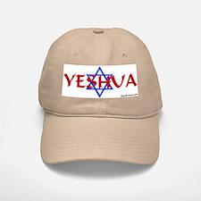 Yeshua & Star Of David Baseball Baseball Cap