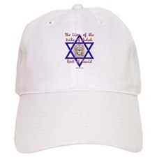 The Lion Of The Tribe Of Judah Baseball Cap