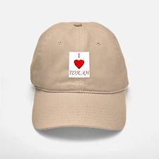 I love Torah Baseball Baseball Cap