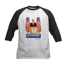 Change we can believe in Tee