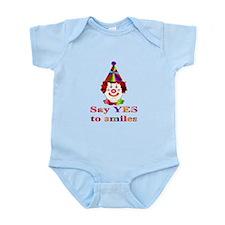 Smiles Infant Bodysuit