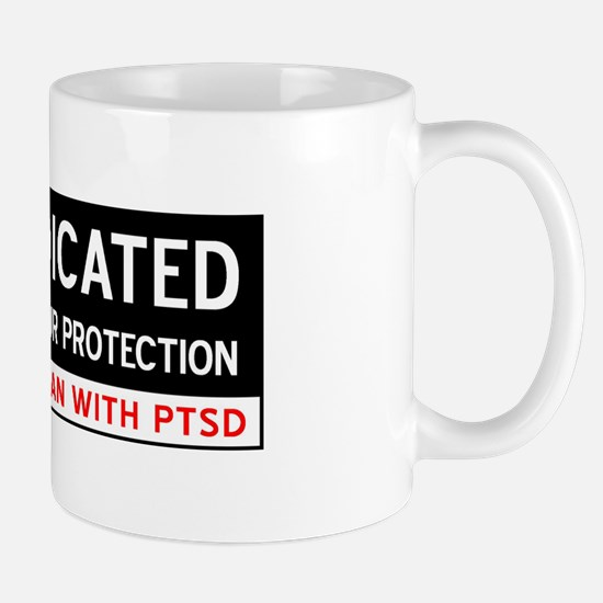 Medicated for Your Protection Mug