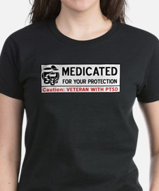 Medicated for Your Protection Tee