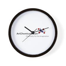 ArtChemicals.com Wall Clock