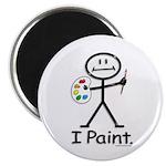 BusyBodies Artist (Painter) Magnet