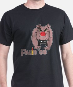 Palin PitBull with Lipstick T-Shirt
