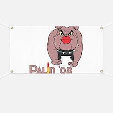 Palin PitBull with Lipstick Banner