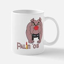 Palin PitBull with Lipstick Mug