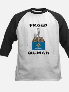 Oklahoma Oilman Kids Baseball Jersey