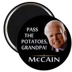 Pass the Potatoes Grandpa McCain 2.25