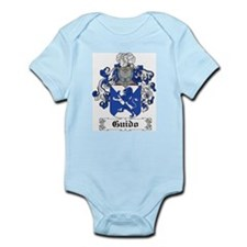 Guido Family Crest Infant Creeper