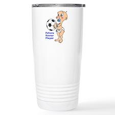 Future Soccer Player Travel Mug