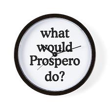 Prospero Wall Clock