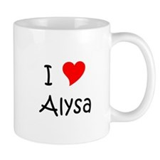 Cool Alysa Mug